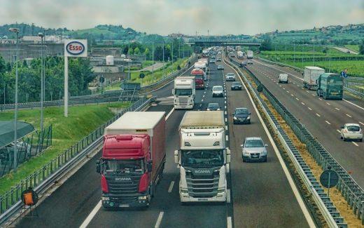 Se till att lastbilen håller måttet