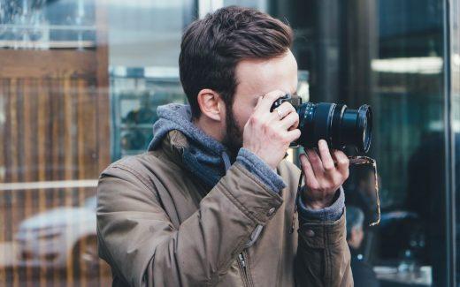 Kunskap om kamerateknik förbättrar filmer och fotografier