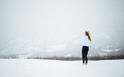 Ta det lugnt i vinterspåret
